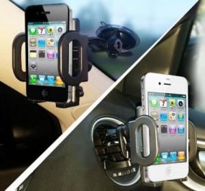 2in-1 mobile phone car mount holder deals 2016