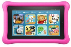 Fire kids android tablet 2016