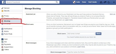 how to add user in facebook page
