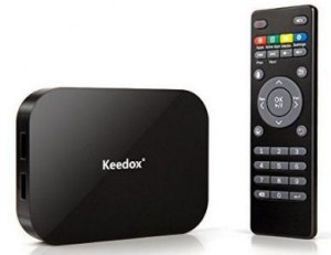 Keedox Kodi Android TV box 2016