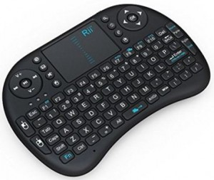 Rii I8 android TV wireless keyboard with mouse