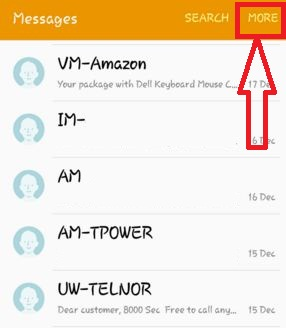 How to change text message notification sound on android