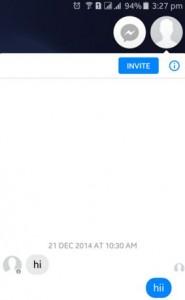 chat heads on facebook messenger app