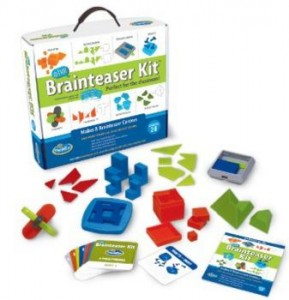Brainteaser Kit children educational games