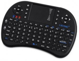 ESYNiC Android TV box wireless keyboard