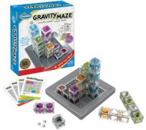 Gravity maze adults educational games