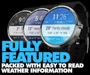 InstaWeather android wear apps 2016