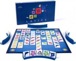 Latice borad adults educational games