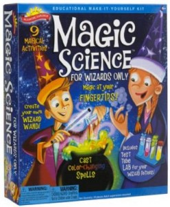 Magic Science educational games for children