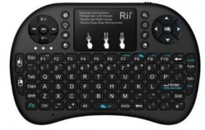 RII I8 android TV wireless keyboard deals