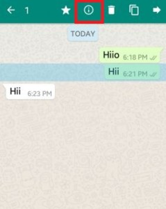 Remove WhatsApp blue ticks on android device