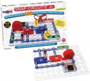 Snap Circuits children educational game