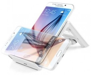 Wireless charging stand for Samsung galaxy S6 Edge plus