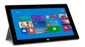 Microsoft Surface Pro 2 tablet 2016