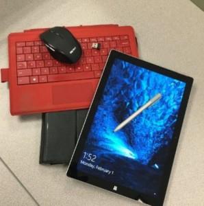 Microsoft Surface Pro 3 tablet deals