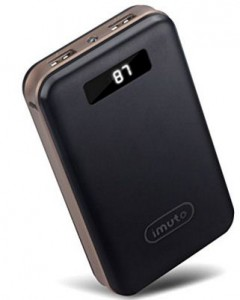 iMuto power bank for android phone or tablet