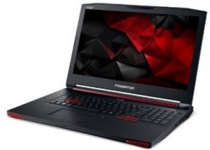 Acer full HD gaming notebook