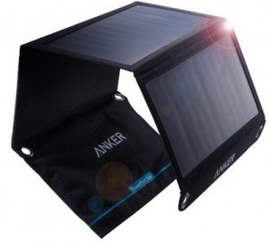 Anker solar charger for android phone