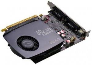 EVGA Graphis cards