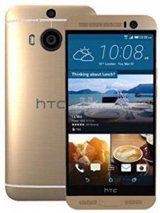 HTC one M9 plus smartphone