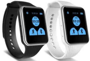 Juboury android wear fitness tracker