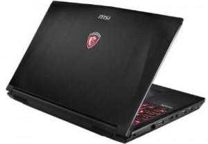 MSI gaming laptop under 1500 dollars