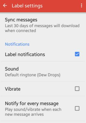 how to get gmail notifications