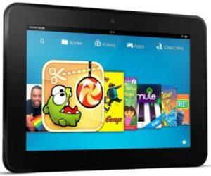 Kindle Fire HD tablet Christmas 2016 deals