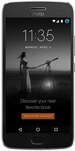 Moto G plus 5th Generation phone
