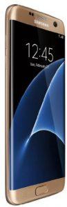 Samsung Galaxy S7 Edge android phone 2017