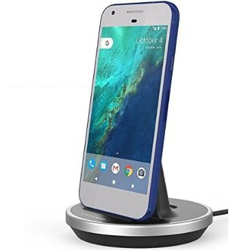 Google Pixel XL charging docks