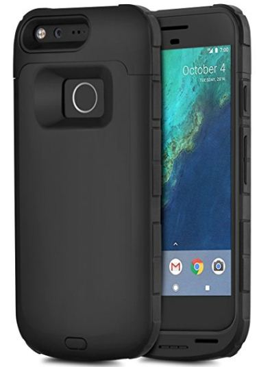 Google pixel XL battery cases