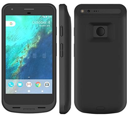 IcoNic battery case for Google pixel XL