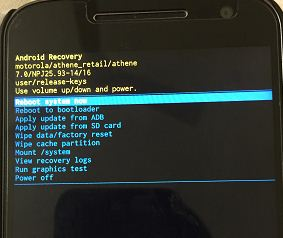 how to clear memory cache in g4
