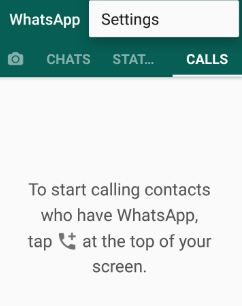 How to change whatsapp status privacy settings android phone