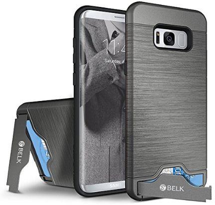 Belk texture Galaxy S8 case