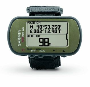 Garmin hiking GPS system 2017
