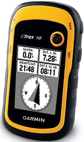 Garmin worldwide handheld GPS navigator system