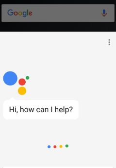 Google assistant help to find your answer