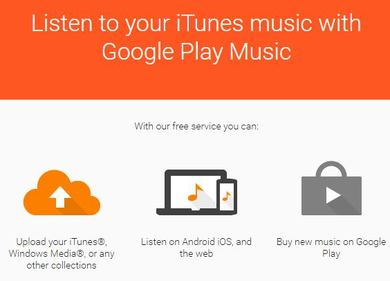upload music to the cloud
