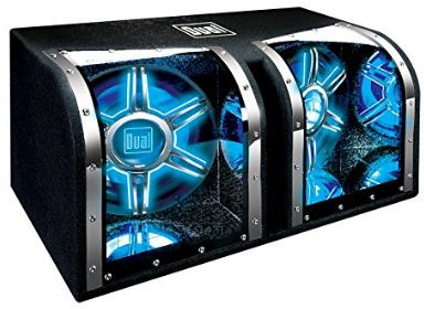 Dual electronics 12 inch subwoofers for car