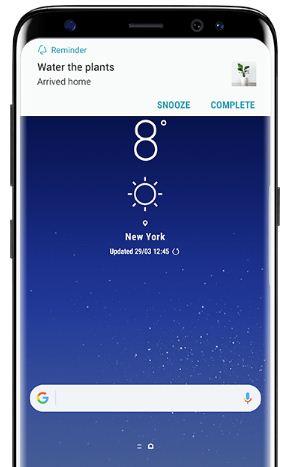Samsung galaxy S8 call dropping problem