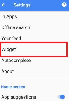 how to add widgets to lock screen nougat