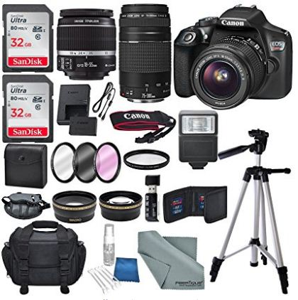 Best canon dslr camera for photogrpahy