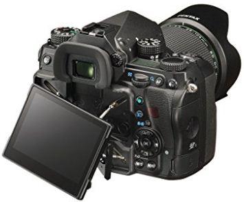 Pentax K-1 DSLR camera