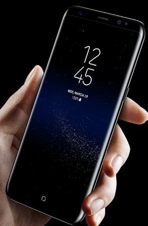 Samsung galaxy S8 blank screen problem