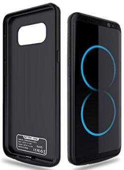 new product 8f0cf e066c best Samsung galaxy S8 battery cases: Buying guide