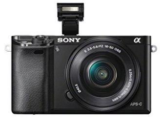 Sony mirrorless digital camera deals