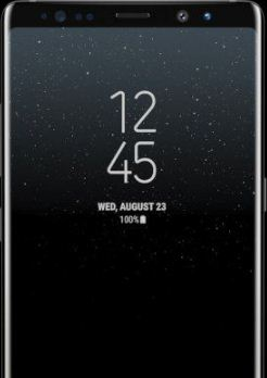 How to disable Galaxy Note 8 always on display: 2 ways