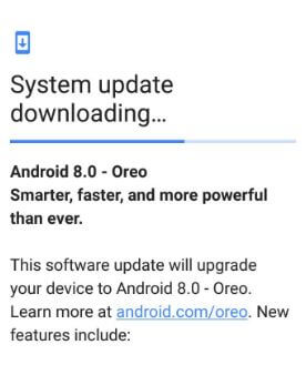 Update Oneplus 3 and 3T to android Oreo 8.0